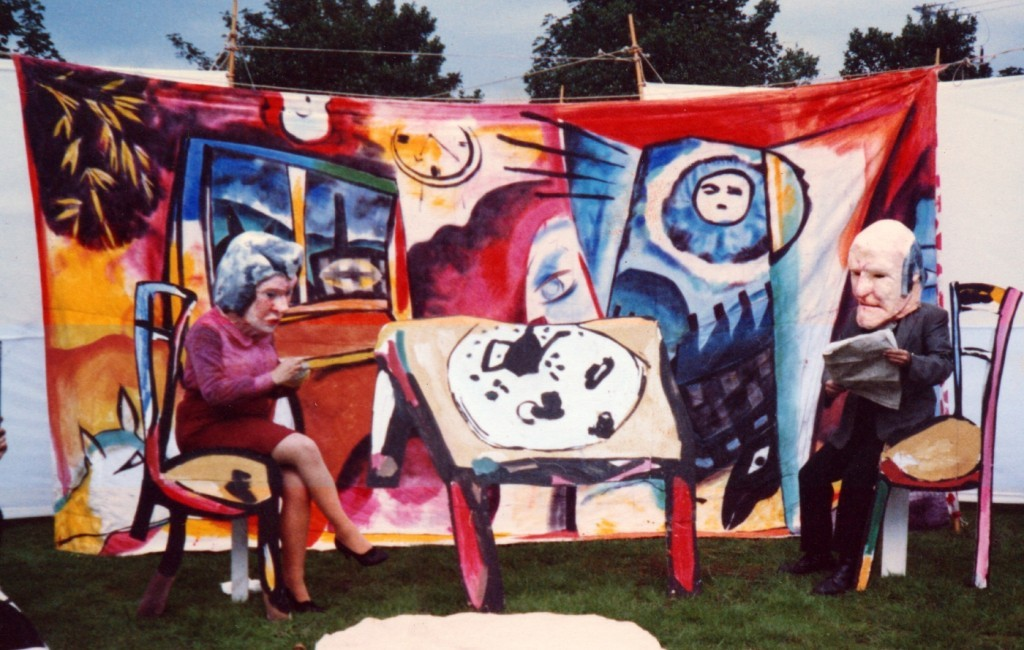 1980 The Home-made Circus