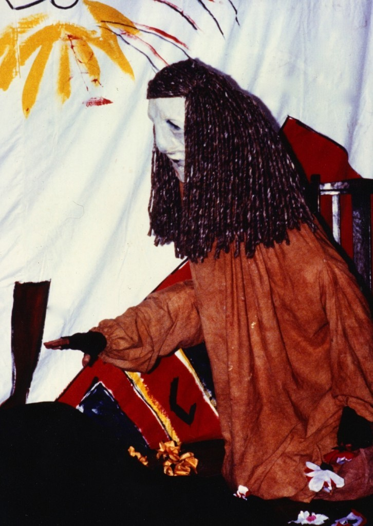 1981 Old Mary from 'Angel Mummers'