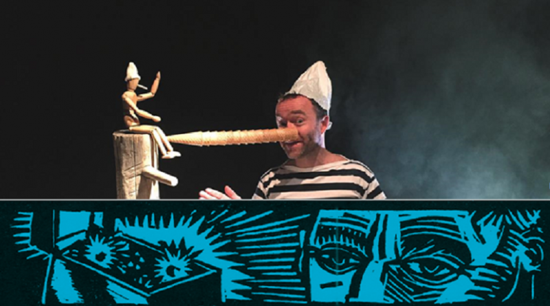 The Curious Adventures of Pinocchio-5th Feb: 3pm