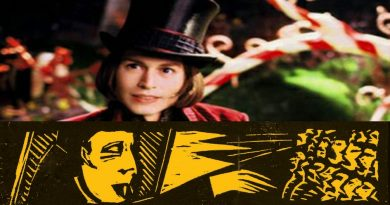 Charlie and the Chocolate Factory (PG) – 6th May: 3pm