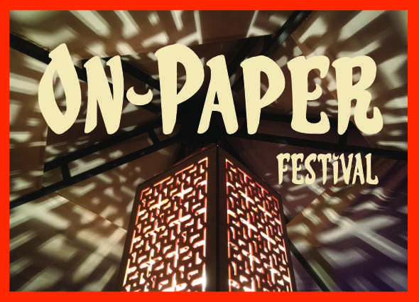 On Paper Festival: 12th – 27th August 2017