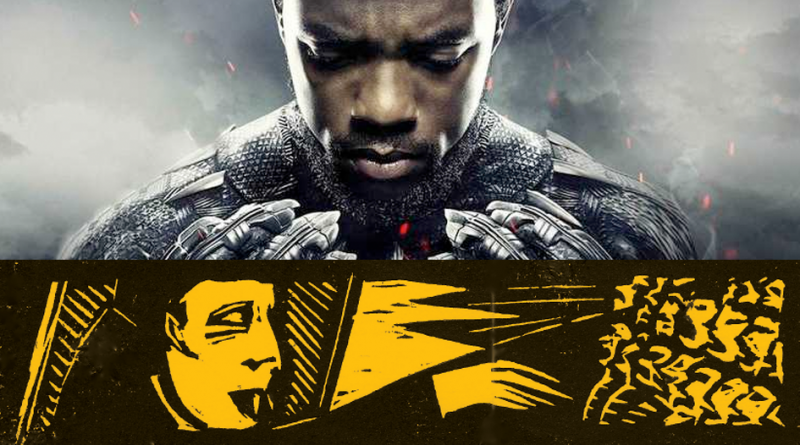 Black Panther (12A): Saturday 20th October 3pm (doors 2:30pm)