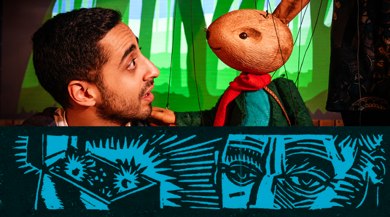 Rabbit Girl and the Search for Wonder: Sunday 10th March 11am + 3pm