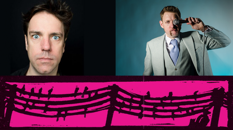 WATERFOOT WAKES: Comedy Night Edinburgh Fringe Preview: Friday 5th July
