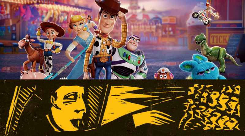 Toy Story 4 Captioned Screening: Wednesday 23rd October 6pm (free craft from 5pm)