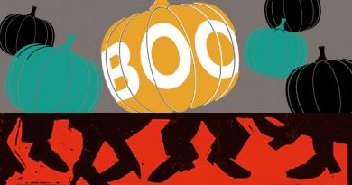 The Boo's Halloween Family Pumpkin Trail and Storytelling with Ursula Holden Gill: Sunday 1st November