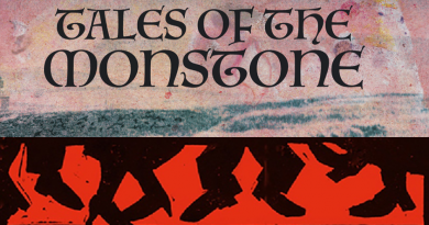 Tales Of The Monstone Exhibition: Saturday 24th – Tuesday 27th October