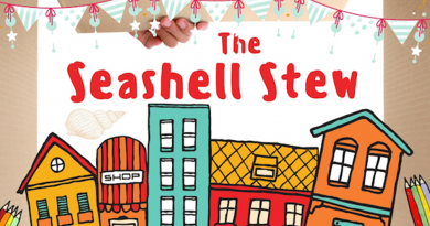 The Seashell Stew By What's Coming Out Of The Box- A festive show in a box for families to enjoy at home