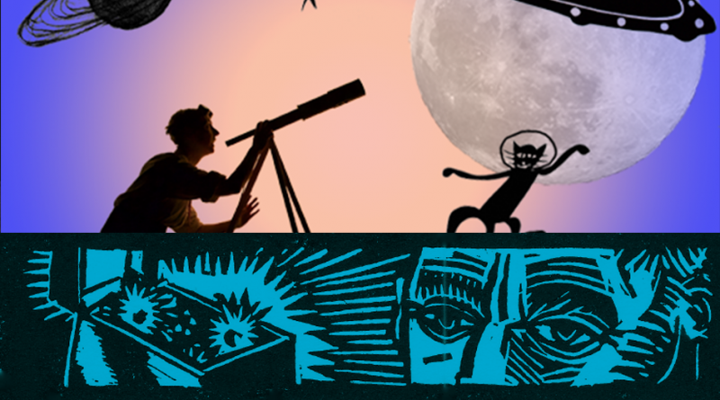 A Real Alien Adventure by Ripstop Theatre – Wednesday 30th May: 3pm