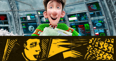 Arthur Christmas (PG): Saturday 1st December 3pm (Free craft 2:00pm)