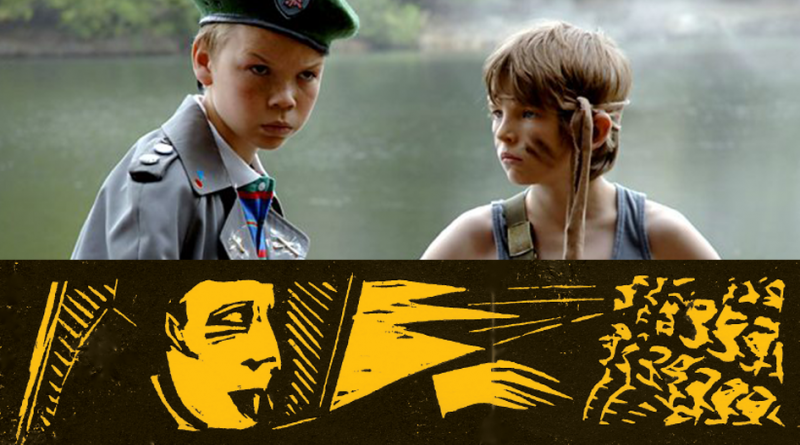 Son of Rambow (12A) Rossendale Film Festival: Saturday 2nd February 3pm (Free Craft 2pm)