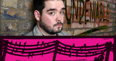 The Boo's Comedy Night: Saturday 5th October 8pm (doors 5pm)